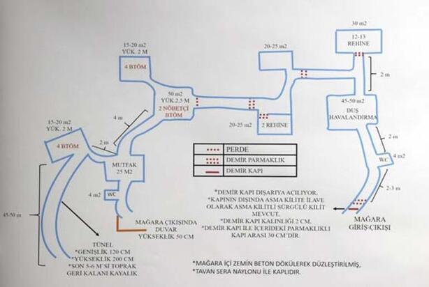 Son Dakika... Garadaki Pençe Kartal-2 Harekatında dikkat çeken detaylar