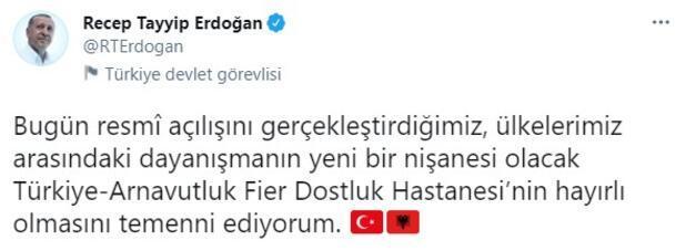 Cumhurbaşkanı Erdoğandan tarihi törende net mesaj: Büyük bir yanılgı