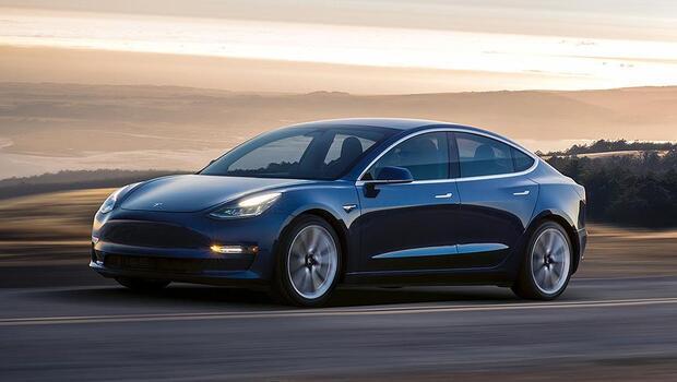 Almanya`da Tesla`nın satışları yüzde 66,6 azaldı