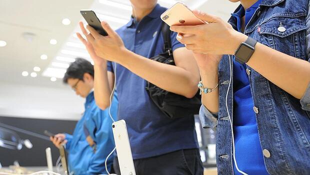Global akıllı telefon satışları geriledi