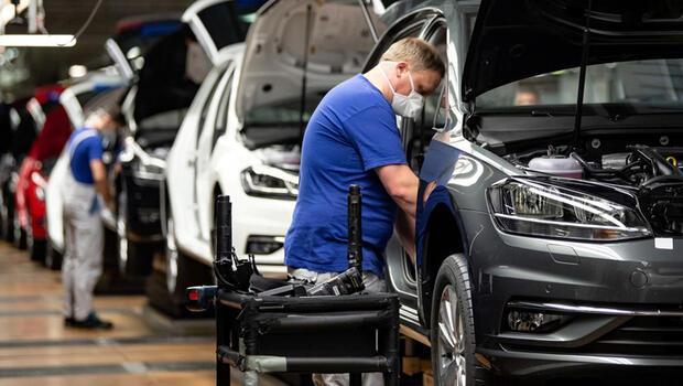 Alman sanayi firmalarının ihracat beklentisi düştü