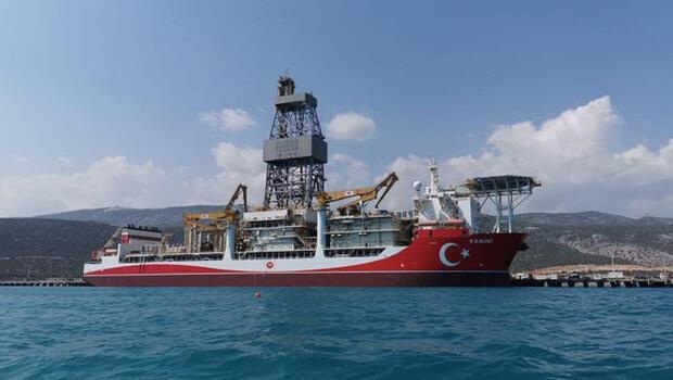 `Kanuni` Karadeniz`de sondaja hazırlanıyor