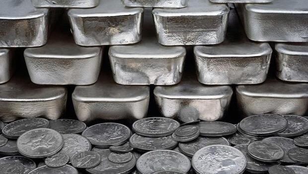 Gümüş fiyatları sert düştü