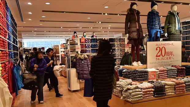 Japonya`nın mağaza satışları düşüyor