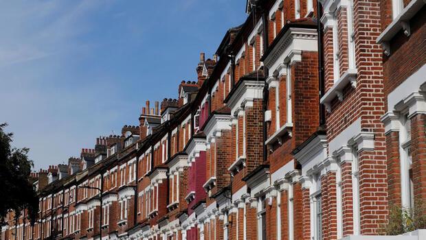İngiltere`de mortgage onayları 13 yılın zirvesinde