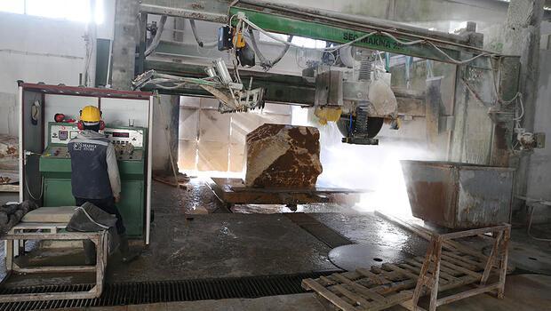 Madencilik ürünleri ihracatına Çin damgası
