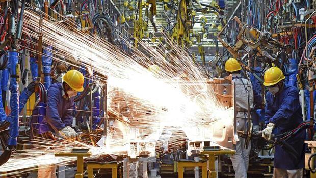 Avrupa`da sanayi üretiminde toparlanma hız kesti