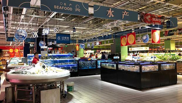 Alibaba hipermarket zinciri Sun Art`ı satın aldı