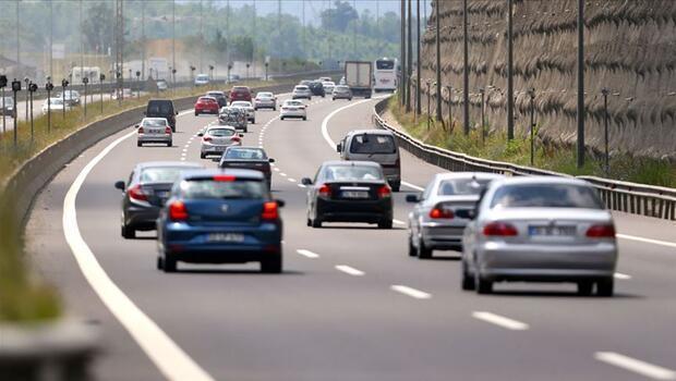 Trafiğe kaydı yapılan taşıtların sayısı arttı