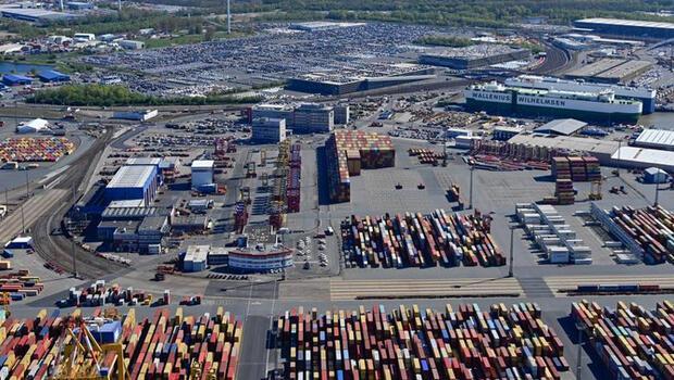 AB`nin dış ticareti eylülde geriledi