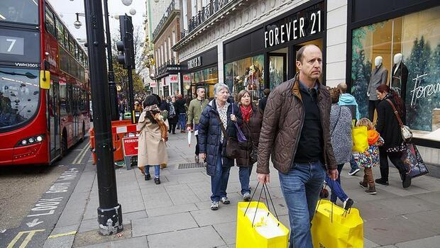 İngiltere'de enflasyon ekimde arttı