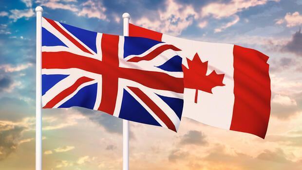 İngiltere ve Kanada ticaretin devamı konusunda anlaştı