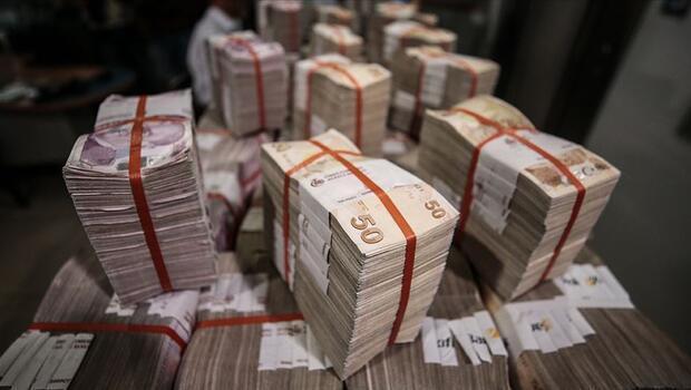 Hazine 5,6 milyar lira borçlandı