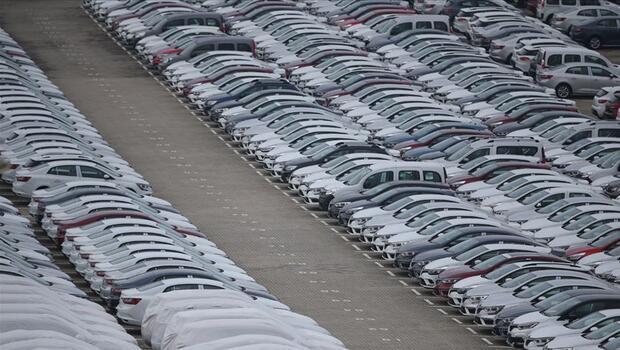 Otomotiv ihracatı yükseliş serisini üçüncü ayına taşıdı