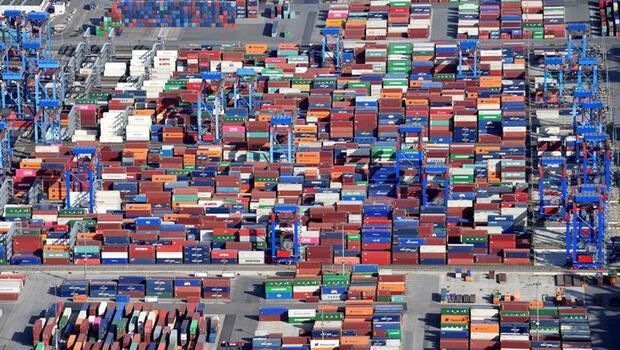 Almanya`da ihracat artışını 7. aya taşıdı