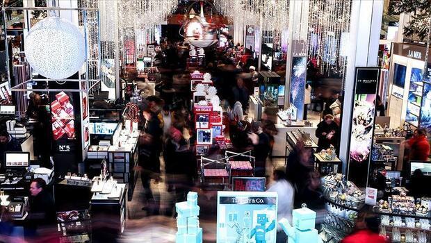 ABD`de perakende satışlar düştü