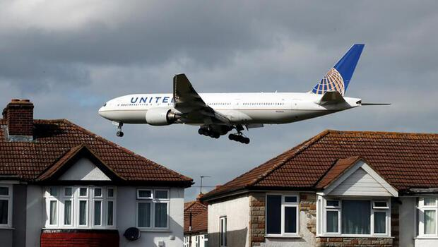 United Airlines 7 milyar dolar zarar etti