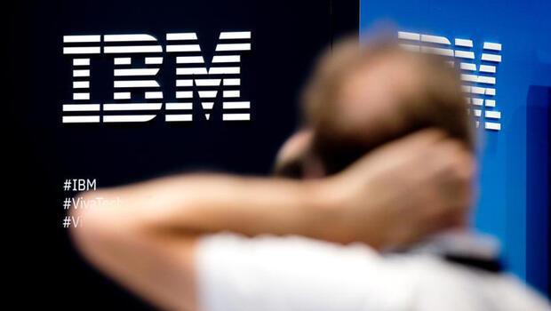 IBM`in geliri azaldı