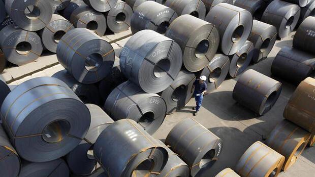 Almanya'nın ham çelik üretimi düştü