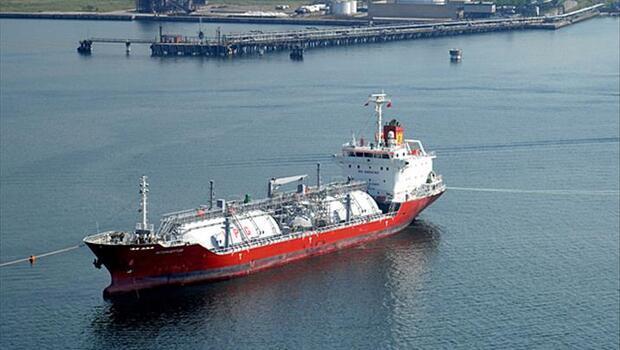 LPG ithalatı arttı