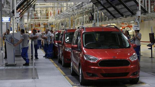 Avrupa`da ticari araç satışları düştü