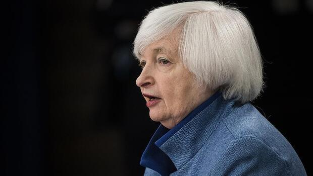Yellen ilk görüşmesini yaptı