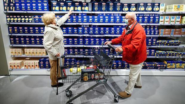 AB`de yıllık enflasyon arttı