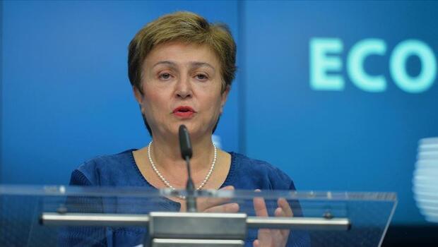 IMF Başkanı Georgieva`dan önemli uyarı!