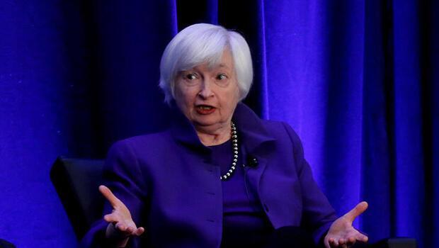 Yellen: 1.9 trilyon dolarlık paketin geçişini alkışlıyorum