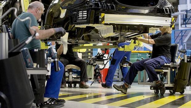 Almanya`da imalat sanayi PMI 3 yılın zirvesinde
