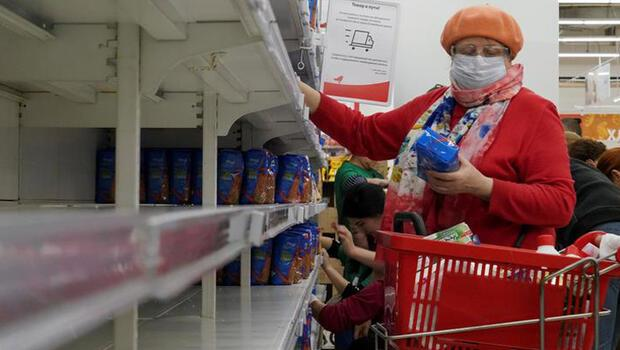 Rusya`da gıda fiyatları AB`yi solladı