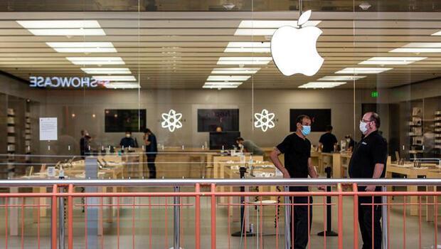 Apple, ABD`deki tüm mağazalarını yeniden açtı