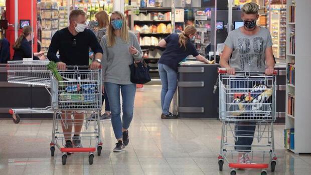 Almanya`da perakende satışlar geriledi