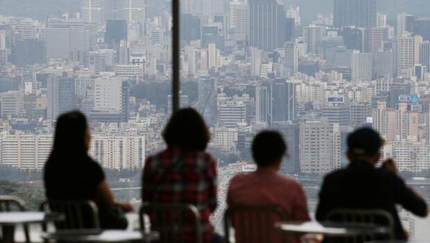 Güney Kore 22 yıl sonra ilk kez küçüldü