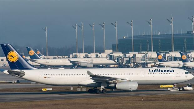 Lufthansa Grubu`ndan büyük zarar