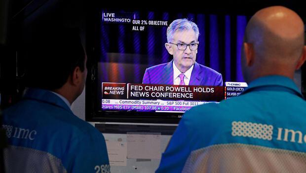 Powell`dan `mevcut politika duruşumuz uygun` mesajı