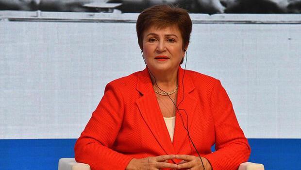 IMF Başkanı Georgieva, Yellen ile görüşecek