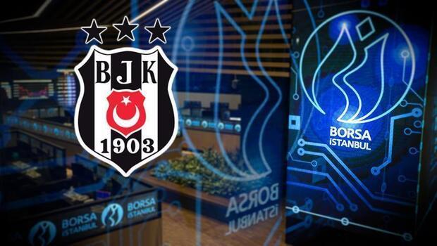 Beşiktaş borsada `tarih` yazdı