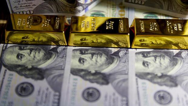 Dolar ve altın yeni haftaya hareketli başladı