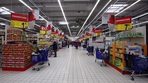 AB`de perakende satışlar şubatta yükseldi