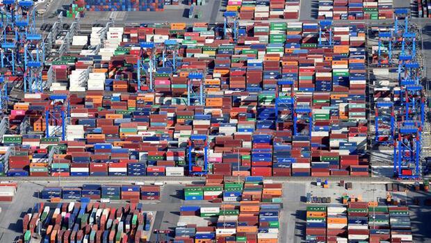 Almanya`nın ihracatı için `iyimser` tahmin