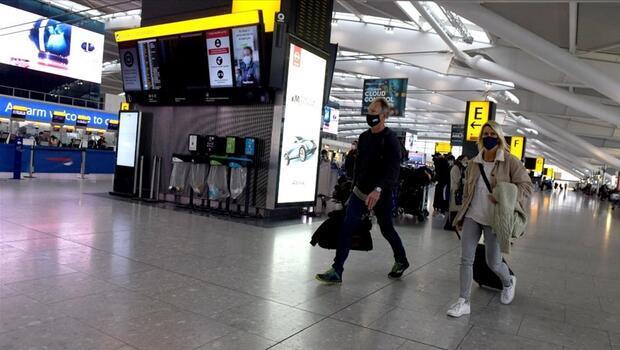 Heathrow Havalimanı`nın yolcu sayısı azaldı
