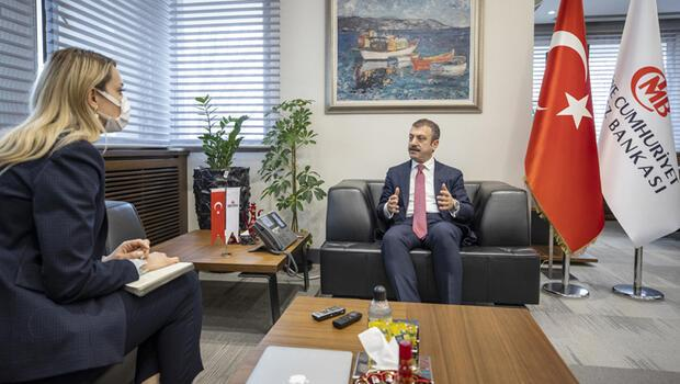 Kavcıoğlu`ndan 128 milyar dolar açıklaması