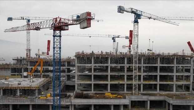 AB`de inşaat üretimi şubatta düştü