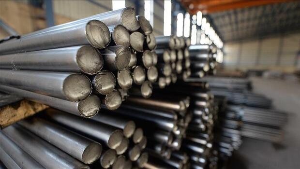 Almanya`nın ham çelik üretimi arttı