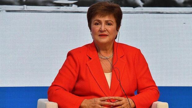 IMF Başkanı Georgieva`dan önemli çağrı