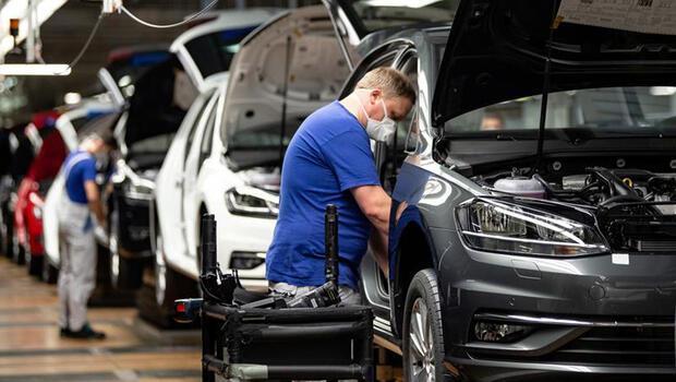 Alman otomotiv sektöründe iş beklentisi yüksek