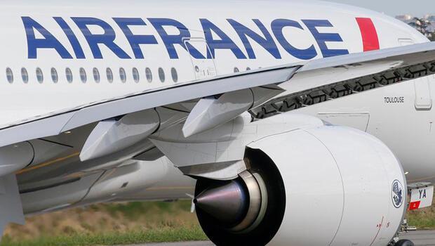 Air France 1,5 milyar euro zarar açıkladı