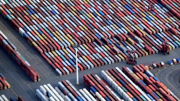 Almanya'da ihracat artışı devam etti