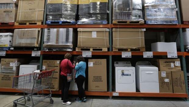 ABD`de toptan eşya satışları arttı